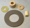 Washers -- Hex Tapped Spacers -- View Larger Image