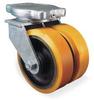 Dual Wheel Kingpinless Caster, 9350 lb. -- 4W767