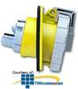 Leviton 125 AC 2P3W Wiring Watertight Pin and Sleeve.. -- 320R4W