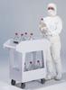 Polypropylene Chemical Transport Cart -- 3401-01 -- View Larger Image