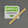 Hardman DOUBLE/BUBBLE Water-Clear Epoxy Green Package 3.5 g Packet -- 4004