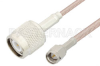 SMA Male to TNC Male Cable 36 Inch Length Using RG316-DS Coax -- PE34246-36 -Image