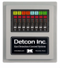 Detcon Gas Detection Control Enclosure, NEMA 4X, 8 Channel -- 812-N4X
