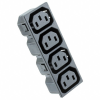 Power Entry Connectors - Inlets, Outlets, Modules -- 708-2647-ND -Image