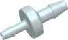 Barb to Barb Enlarging Disc Check Valve -- AP19CV018R25NL -- View Larger Image