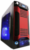 Apevia X-Sniper G Type Case - Red -- 70431