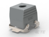 Rectangular Connector Hoods & Bases -- T1260320136-000 -Image