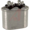 CAPACITOR, OIL-FILLED-POWER CONVERSION,12UF, 660V, CASE C OVAL -- 70189701
