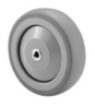 TPR SERIES: Thermoplastic Rubber Wheels -- 608TPRGAA