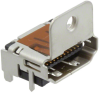 USB, DVI, HDMI Connectors -- 1-1747981-6-ND - Image