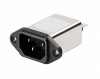 Power Entry Connectors - Inlets, Outlets, Modules -- 817-2570-ND -Image