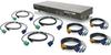IOGEAR GCS1808KIT Combo KVM Switch -- GCS1808KIT