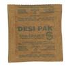"""3"""" x 3"""" x 1/4"""" Kraft - Clay Desiccant Bags - 5 Gallon Pail -- DES103 -- View Larger Image"""