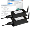 2.4 GHz Outdoor Wireless RS-232 Bridge -- AW2400R2-PAIR - Image