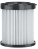 DEWALT HEPA Replacement Filter For DC500 Vacuum -- Model# DC5001
