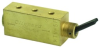 4-Way Fully Ported Toggle Valve -- MTV-5F