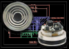 Media Isolated OEM Pressure Transmitter -- Series 10LY - Image