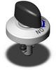 1/4 - Turn Fastener - Plastic Knob - 6MM -14MM -- QCTH0525-10 - Image