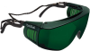 Bolle Safety Override 253-OR-400 Universal Polycarbonate Over The Glass (OTG) Welding Glasses Shade 5.0 Lens - Black/Welding Frame - Wrap Around Frame - 549172-77482 -- 549172-77482