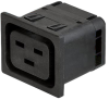 Power Entry Connectors - Inlets, Outlets, Modules -- 486-3263-ND