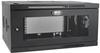 SmartRack 6U Low-Profile Switch-Depth-Plus Wall-Mount Rack Enclosure Cabinet, Wide -- SRW6UDPVRT