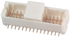 Rectangular Connectors - Headers, Male Pins -- H3140TR-ND