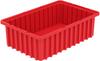 Divider, Akro-Grid Divider Box 16-1/2 x 10-7/8 x 5 -- 33165RED - Image