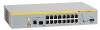 Allied Telesis AT 8000S/16 - Switch - managed - 16 x 10/100 -- AT-8000S/16-10