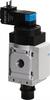 MS6N-EE-3/8-V230 On-off valve -- 532117-Image