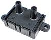 Honeywell Zephyr™ Analog Airflow Sensors: HAF Series-High Accuracy, bidirectional flow, long port, fastener mount, 0 SCCM to 50 SCCM flow range, 5.0 Vdc supply voltage -- HAFBLF0050CAAX5