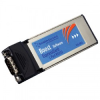 1 Port ExpressCard RS232 1MBaud -- VX-001 - Image