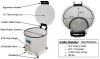 X-Vac Chamber™ Portable Steel Vacuum Chamber - Image