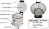 X-Vac Chamber? Portable Steel Vacuum Chamber