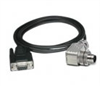 Serial Cable with DB-9 to 90º M12 Connectors -- SERIAL-DB9-RM12 - Image