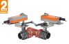 3-Way Victaulic Butterfly Valves -- F7 Series