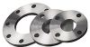 Stainless Steel 304 Forged Plate Style Flanges 150# -Image