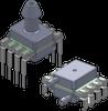 ELVH Series Pressure Sensor -- ELVH-MF25G -Image
