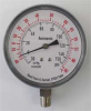 Compound Gauge,Ammonia,3 1/2 In,150 Psi -- 4CFW8
