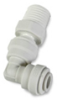 Polypropylene Tube Fitting - White -- SEPP-01 - Image