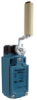 MICRO SWITCH GLD Series Global Limit Switches, Side Rotary With Roller - Conveyor, 1NC/1NO SPDT Snap Action, 20 mm, Gold Contacts -- GLDC07A9A
