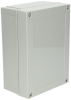 Polycarbonate Enclosure FIBOX MNX UL PC 150/75 HG - 6411314 -Image
