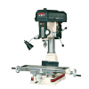 Jet 350017 JMD-15, R-8 Taper Drill Press 1HP, 1PH, 115/230V: -- JETJMD15