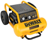 1.6 HP Continuous, 200 PSI, 4.5 Gallon Compressor -- D55146
