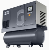 GA 15-22: Oil-injected rotary screw compressors, 15-22 kW / 20-30 hp. -- 1524129