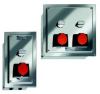 Socket Panel for Cleanrooms -- Series 8125