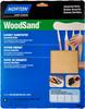 Norton WoodSand Garnet Multi-Grit Paper Sheet -- 7660748025 -Image