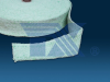 Bio-soluble fiber tape - Image
