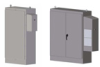 UL Type 12 Free Standing Enclosure with UL Listed Air Conditioner -- 723618-12FSTEx
