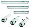 Light Fitting for Fluorescent Lamps -- Series ECOLUX 6600