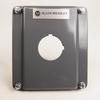 30mm Push Button Enclosure 800T PB -- 800T-1ZT -Image